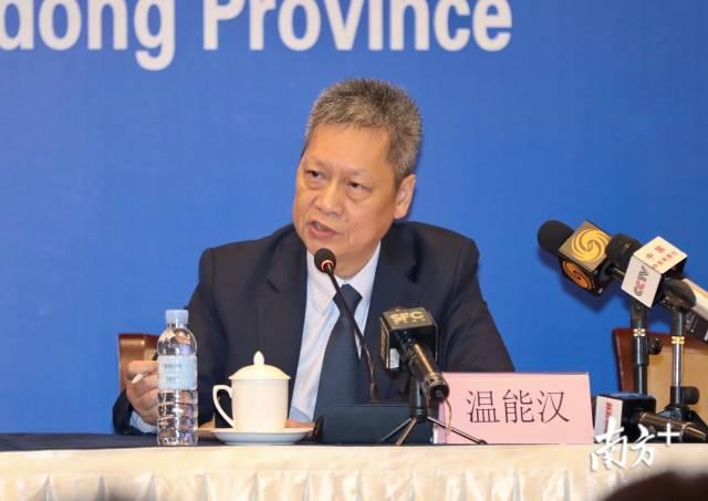 澳门日报社副社长兼总经理温能汉